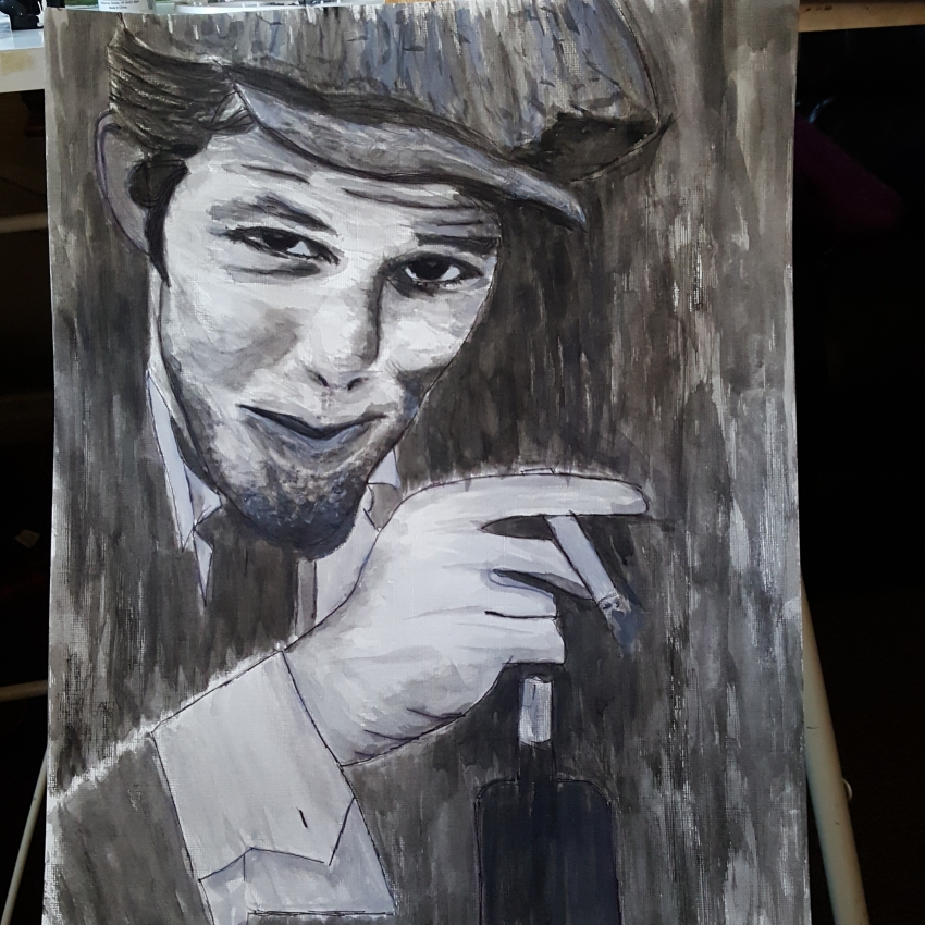 Tom Waits by Mantron